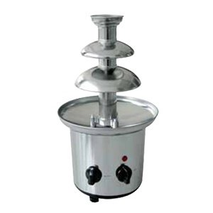 Optimal Chrome-plated chocolate fountain | 800 g
