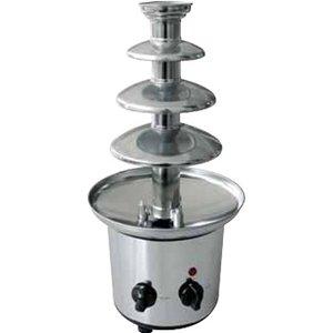 Optimal Chocolate fountain stainless steel, chrome | 1200 g