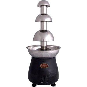 Optimal Półprofesjonalna fontanna czekoladowa | 1,9 kg. czekolady