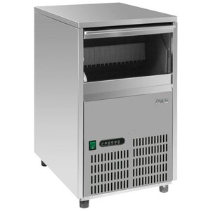 Saro Ijsblokjesmachine | 22 kg / 24h | tank ijs 6kg