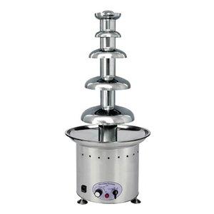 Optimal Fontanna czekoladowa | 12.5kg | 10-100°C | 1550W | 220-240V | śr. 530x(H)1120mm