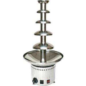 Optimal Fontanna czekoladowa 80 cm | 8kg | 300W | 220-240V | śr. 370x(H)800mm