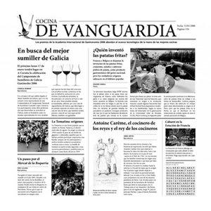 100%Chef Pergamin - Cocina De Vanguardia | 500szt.