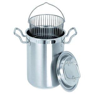 TOM-GAST Garnek do gotowania szparagów | 4,5L
