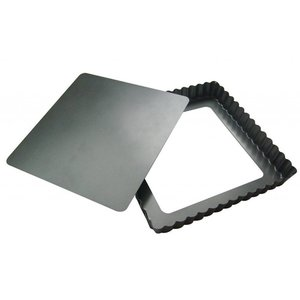 de BUYER Forma kwadratowa | 23x23x2,7cm