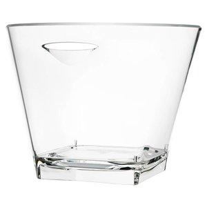 TOM-GAST Cooler do wina, szampana akrylowy II | wys. 27cm | ∅ 34cm