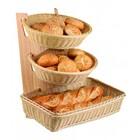 TOM-GAST Stellen Sie sich auf einem Buffet Brot | h. 59 cm