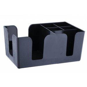 Verlo Pomocnik barmański,  czarny | 15x24x10,5cm