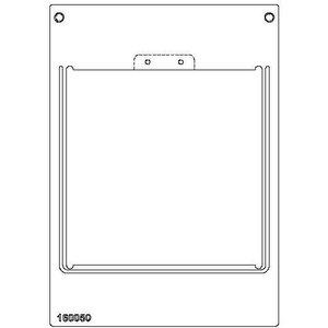 Duni Cartridge packaging machine DF10 / 20 | 165x165mm