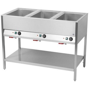 RM GASTRO Bemar stationary 3-chamber | 120 x 60 x 90