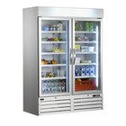 Refrigerated cabinets and refrigerators