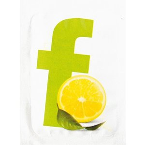 Duni Doekjes met een citroen geur | 1000 stuks.