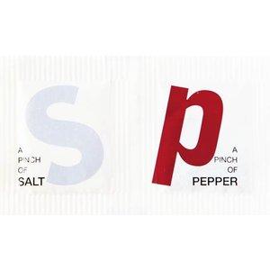 Duni Dwupak sól/pieprz 1,0/0,2g | 5000szt.