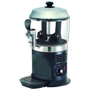 Saro Dispenser voor warme chocolademelk   5 liter   zwart