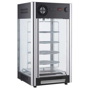 Saro Display Units pizza + 30 ° to + 90 ° C 108L