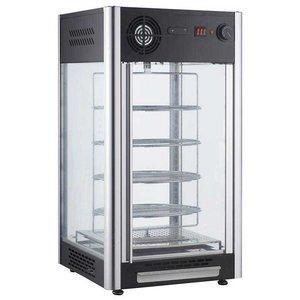 Saro Displays pizza + 30 ° tot + 90 ° C 108L