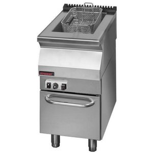 Kromet Gas Fryer 12L | 10 kW