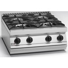 Fagor Kitchen 4-burner gas stove | 32.6 kW
