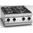 Fagor Kitchen 4-burner gas stove | 32.6 kW