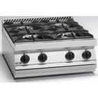 Fagor Küche 4-Flammen-Gasherd   32,6 kW