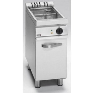 Fagor Fryer gas with two baskets | 15L | 15,11 kW
