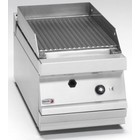 Fagor Geribbelde grillplaat met thermostaat | Gas | 6,3kW