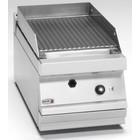Fagor Gerippte Grillplatte mit Thermostat | Gas | 6,3kW