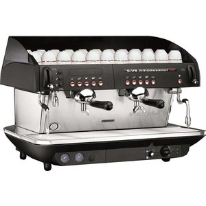 FAEMA Espressovollautomaten AMBASSADOR   2-Gruppe   6,1 kW