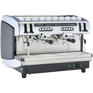 FAEMA Automatische koffie ENOVA druk | 2-groep | 5 kW