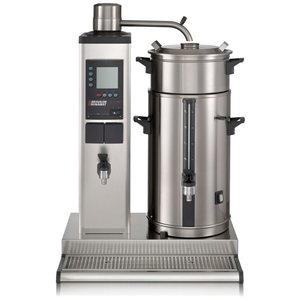 BRAVILOR BONAMAT Koffie overloop van vergister | 1 brew systeem | 1 thermos 10L