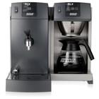 BRAVILOR BONAMAT Koffie overflow Buffet   1 brew systeem   1 kookplaat   1 jug   ketel