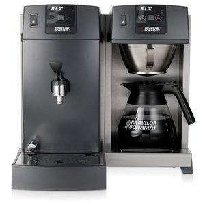 BRAVILOR BONAMAT Coffee overflow Buffet | 1 brew system | 1 hob | 1 jug | boiler