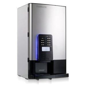 BRAVILOR BONAMAT Überlauf Espresso Kaffeemehl XL | 3 Behälter + Milch + Warmwasser | 2300W