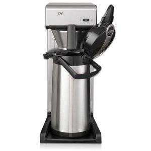 BRAVILOR BONAMAT Überlauf Brühen von Kaffee direkt in eine Thermoskanne | Manuelle Befüllung | 19L / h