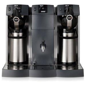 BRAVILOR BONAMAT Overstromen Espresso | 2 zetsystemen, + fornuis | 30L / h