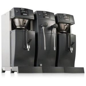 BRAVILOR BONAMAT Overstromen Espresso | 2 zetsystemen | 2 containers 2L | 26L / h