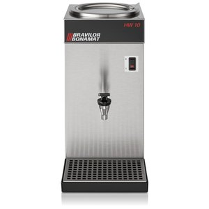 BRAVILOR BONAMAT Vergisters water thermostaat | handmatig gevuld | 2L | 18L / h