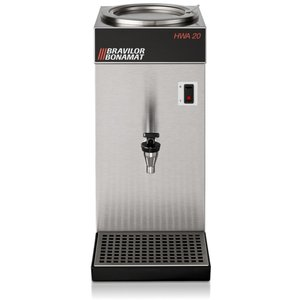 BRAVILOR BONAMAT Digesters water thermostat | connecting Water | 3L | 18L / h