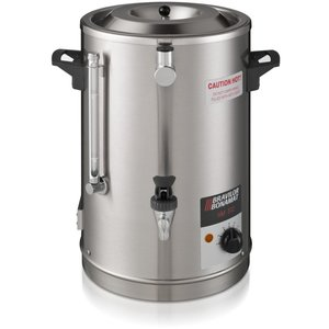 BRAVILOR BONAMAT A cooker for milk with a water jacket and thermostat | 5L / 20min