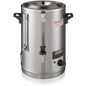 BRAVILOR BONAMAT Warnik do mleka z płaszczem wodnym i termostatem   20L / 55min