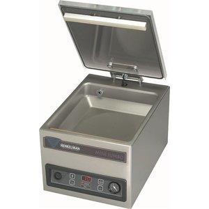 Henkelman Vacuüm verpakkingsmachines | 280 mm | 310 x 280 x 85 mm | 4 m3 / h | 25-60 sec