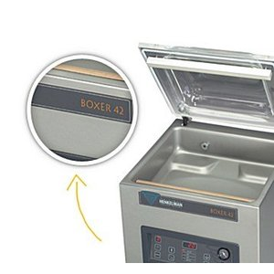 Henkelman Vakuum-Verpackungsmaschinen | 420 mm | 370 x 420 x 180 mm | 21 m3 / h | 15-35 sec