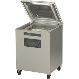 Henkelman Vacuum packing machines | 520 mm | 520 x 500 x 200 mm | 63 m3 / h | 15-40 sec