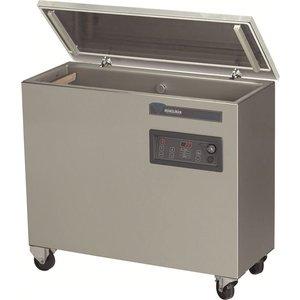 Henkelman Vacuum packing machines | 320 mm | 320 x 890 x 100 mm | 63 m3 / h | 15-40 sec
