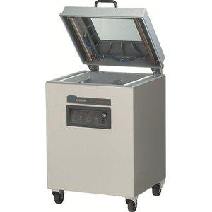 Henkelman Vacuüm verpakkingsmachines   2 x 520 mm   520 x 500 x 230 mm   63 m3 / h   15-40 sec