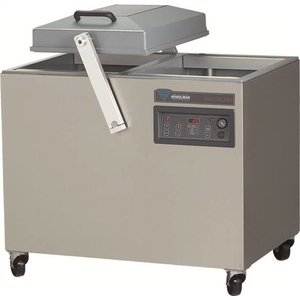 Henkelman Verpackungsmaschine | 2 x 450 mm | 580 x 450 x 235 mm | 63 m3 / h | 15-40 sec