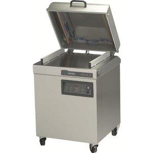 Henkelman Packing machine | 2 x 520 mm | 520 x 500 x 200mm | 63 m3 / h | 15-40 sec