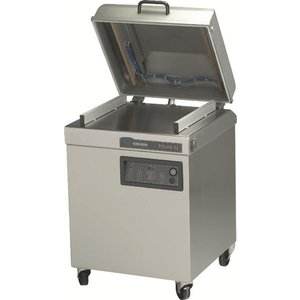 Henkelman Verpackungsmaschine   2 x 520 mm   520 x 500 x 200 mm   63 m3 / h   15-40 sec