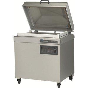 Henkelman Packing machine | 800/500 mm | 510 x 760 x 200mm | 100 m3 / h | 15-40 sec