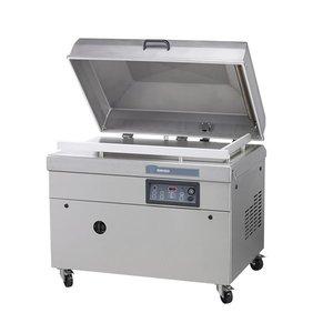 Henkelman Verpackungsmaschine | 1100 / 670mm | 670 x 1100 x 270 mm | 100/160 m3 / h | 15-40 sec